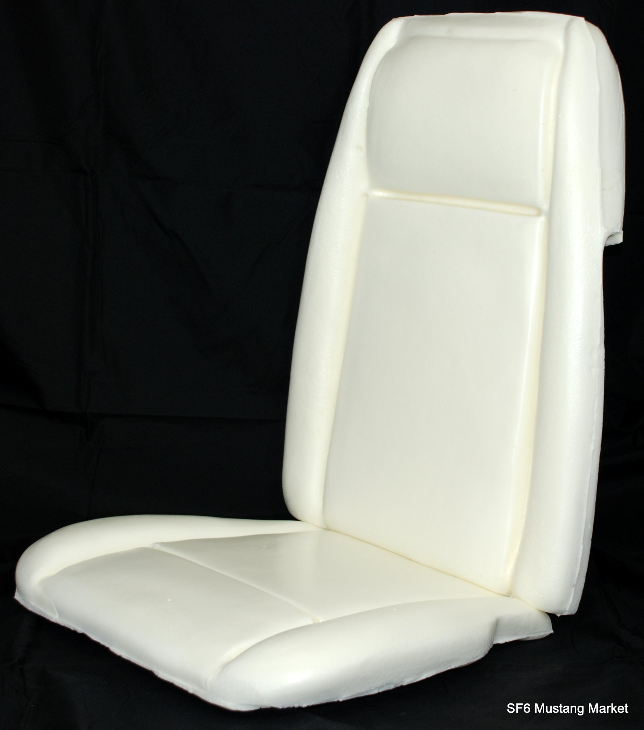 1971-73 Mustang Seat foam All models made by Mustang Market